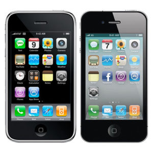 iPhone 3G / 3GS / 4 / 4S