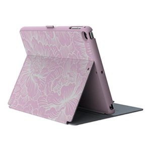 Speck SPK-A3334 StyleFolio Case for Apple® iPad® Air 2 Fresh Floral Pink/Nickel Grey