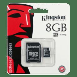 Kingston Micro SD SDHC Memory Card Class 4 8GB
