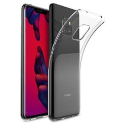 Huawei Mate 20 Pro Ultra Thin Clear TPU Gel Case