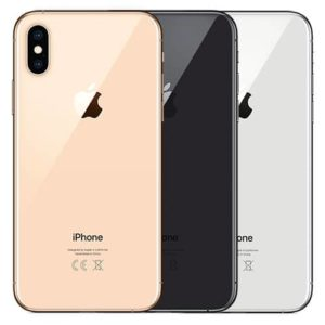 Genuine iPhone XS Rear Housing With Parts & Battery - 14 Day