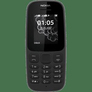 Nokia 105 2017 Unlocked Mobile Phone