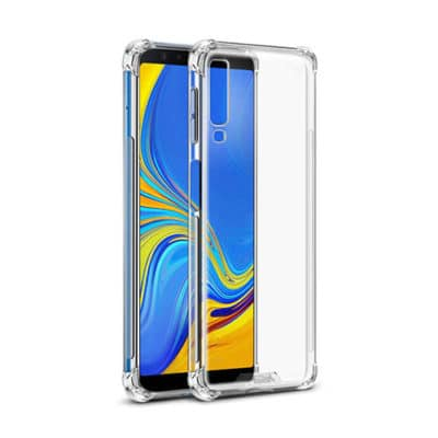 Samsung Galaxy A7 2018 King Kong Anti-Burst Super Protection Shockproof TPU Gel Case