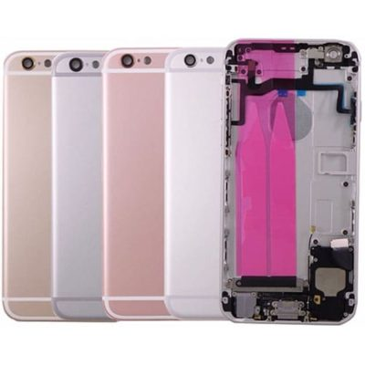 iPhone 6s High Quality Compatible Rear Housing With Parts