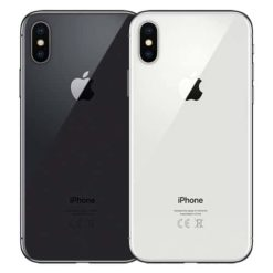 Genuine iPhone X Rear Housing With Parts & Battery - 14 Day