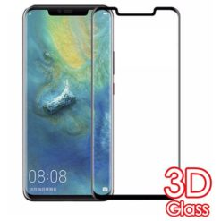 Huawei Mate 20 Pro 5D Edge To Edge Tempered Glass Screen Protector