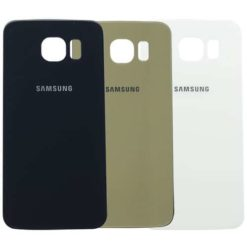Samsung G925F Galaxy S6 Edge Rear Back Glass / Battery Cover