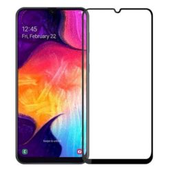 Samsung Galaxy A40 Plus Full Glue Tempered Glass Screen Protector