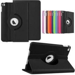 iPad Mini 5 360 Degree Rotating Smart PU Leather Stand Case / Cover