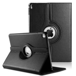 iPad Pro 9.7 360 Degree Rotating Smart PU Leather Stand Case / Cover
