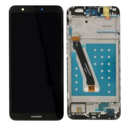 Huawei P Smart LCD Screen & Touch Digitiser With Frame
