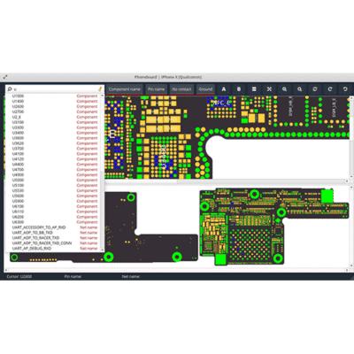 ZXW Board Diagram Schematic Software