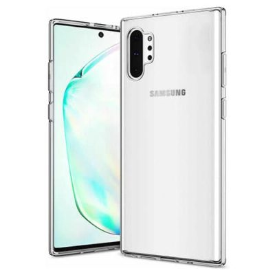 Samsung Galaxy Note 10 Plus Ultra Thin TPU Gel Case