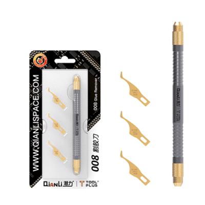 Qianli 008 3 Piece Underfill BGA / IC Cleaner / Glue Remover
