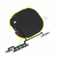 iPhone X OEM NFC Antenna Wireless Charging Coil & Volume / Mute Button Flex Cable