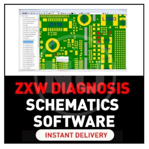 ZXW Diagnosis Schematics Software