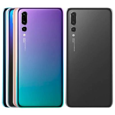 Huawei P20 Pro Rear Back Glass / Battery Cover With Camera Lens