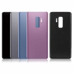Samsung G965 Galaxy S9 Plus Rear Back Glass / Battery Cover