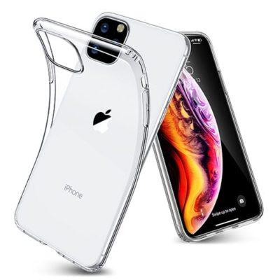 iPhone 11 Pro Ultra Thin Clear TPU Gel Case
