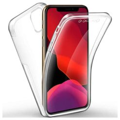 iPhone 11 Pro 360º PC & TPU Full Case With Protective Screen Cover