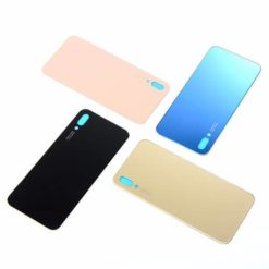 Huawei P20 Rear Back Glass / Battery Cover