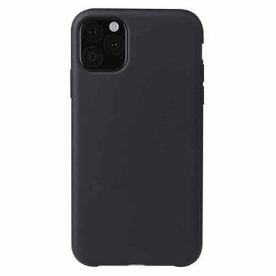 iPhone 11 Silicone Liquid Rubber Soft Feel Case