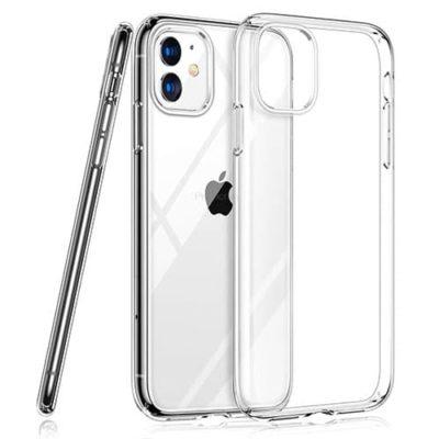 iPhone 11 Ultra Thin Clear TPU Gel Case