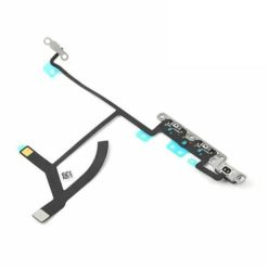iPhone XS Max OEM Volume & Mute Button Flex Cable With Bracket
