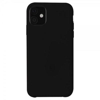 iPhone 11 Slim Fitting Matte Black TPU Gel Case