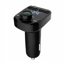 ANG Wireless Twin USB FM Transmitter Car Charger Handsfree