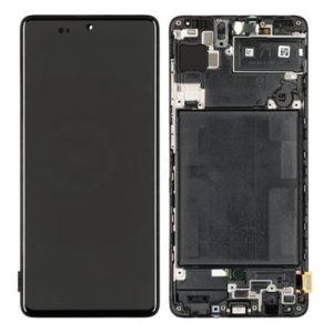Genuine Samsung A715F Galaxy A71 LCD Screen & Touch Digitiser