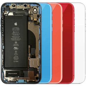 Genuine iPhone XR Rear Housing With Parts & Battery - 14 Day