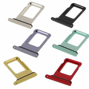 iPhone 11 Dual SIM Card Tray / Holder