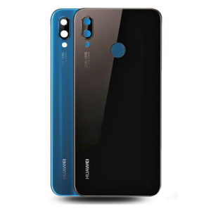 Huawei P20 Lite Rear Back Glass / Battery Cover With Camera Lens