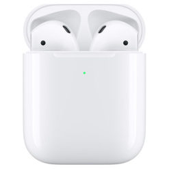 Wireless Air Pod Style 2nd Gen In-Ear Handsfree With Wireless Charging Case