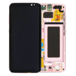 Genuine Samsung G950 Galaxy S8 LCD Screen & Touch Digitiser - Pink