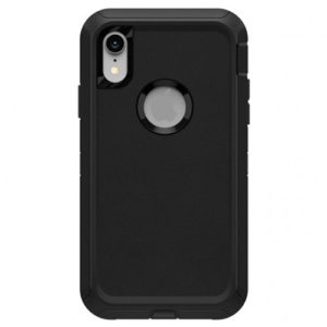 iPhone XR Heavy Duty Rugged Defender Case