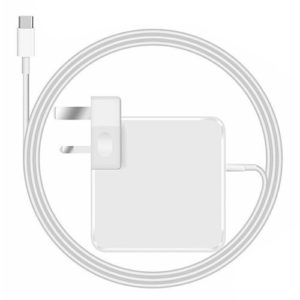 Mr Pixels USB Type-C Compatible 30W Replacement MacBook Charger