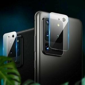 Camera Lens Tempered Glass Screen Protector Film - Samsung