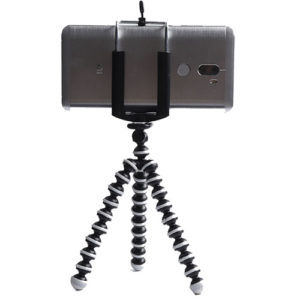 Octopus Flexible Gorilla Tripod Stand For Cameras / Smartphones / Gopro