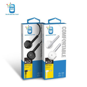 Mr Pixels High-Fidelity Stereo Sound Earphones With Multifunction Remote & Microphone 3.5mm