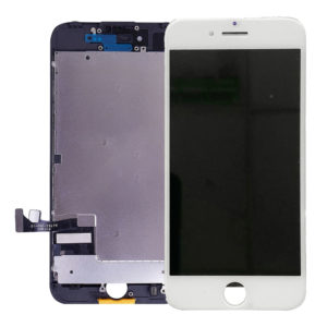 iPhone 7 LCD Screen & Touch Digitiser With Rear Plate - Platinum Quality
