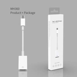 Premium Type-C USB On The Go OTG USB Cable MH-360