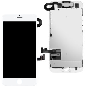 iPhone 7 LCD Screen & Touch Digitiser Full Assembly With Front Camera - White