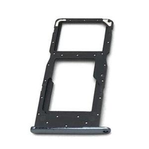 Huawei P Smart 2019 Lite SIM / Memory Card Tray / Holder - Black