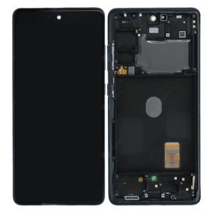 Genuine Samsung G781 Galaxy S20 FE 5G LCD Screen & Touch Digitiser - Cloud Navy
