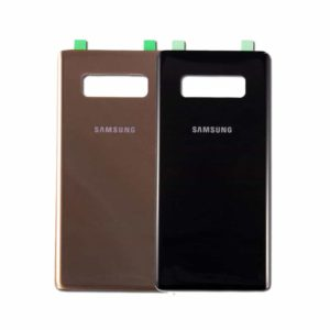 Samsung Galaxy Note 8 Rear Back Glass / Battery Cover