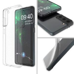 Samsung Galaxy S21 Series Thin Clear TPU Gel Case