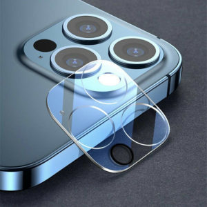 iPhone 12 Series Camera Lens & 3D Surround Clear Tempered Glass Protector