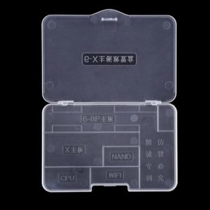 JC Plastic Motherboard Protection Storage Box / Case